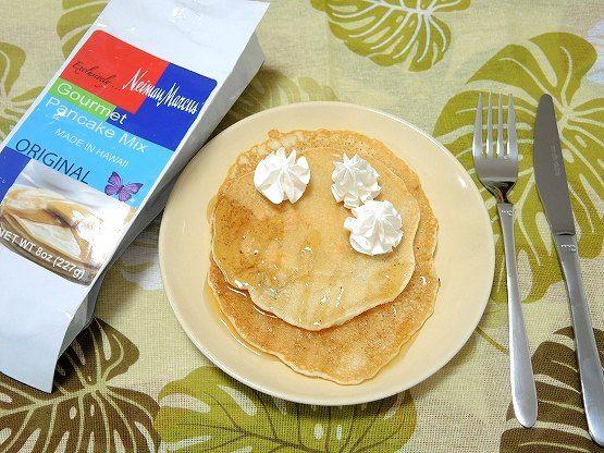 ニーマン・マーカス グルメ パンケーキミックス オリジナル完成!   Nieman Marcus gourmet pancake mix original complete!