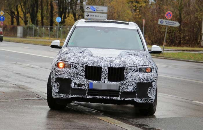 2018 BMW X7 overview