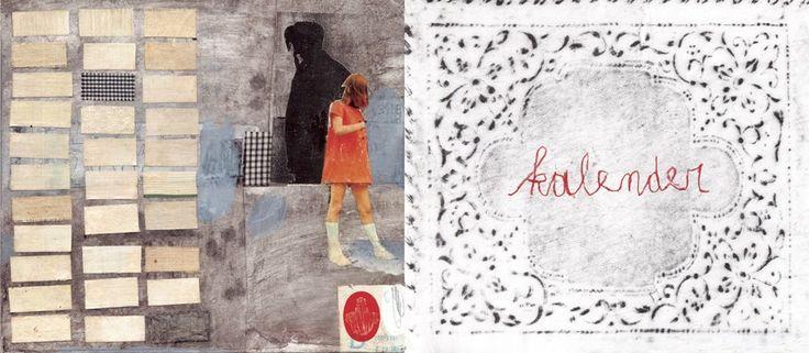 Uit: jaarboek Kopergietery, 2011. Ontwerp en illustraties: Julie Tavernier.