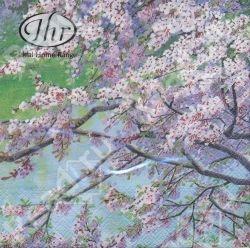 Zakazat.ru: Салфетки бумажные для декупажа Японские цветы (в упаковке 20 штук)