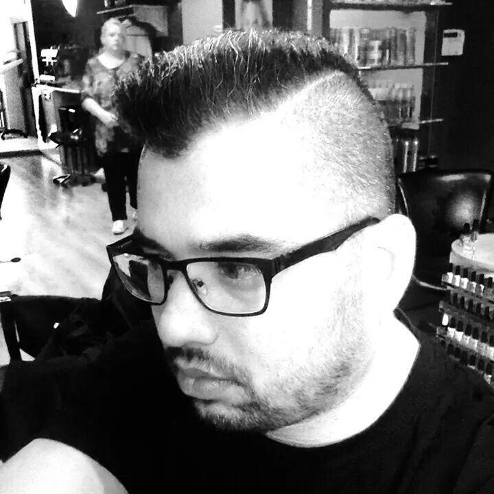 Hair cut men 2014