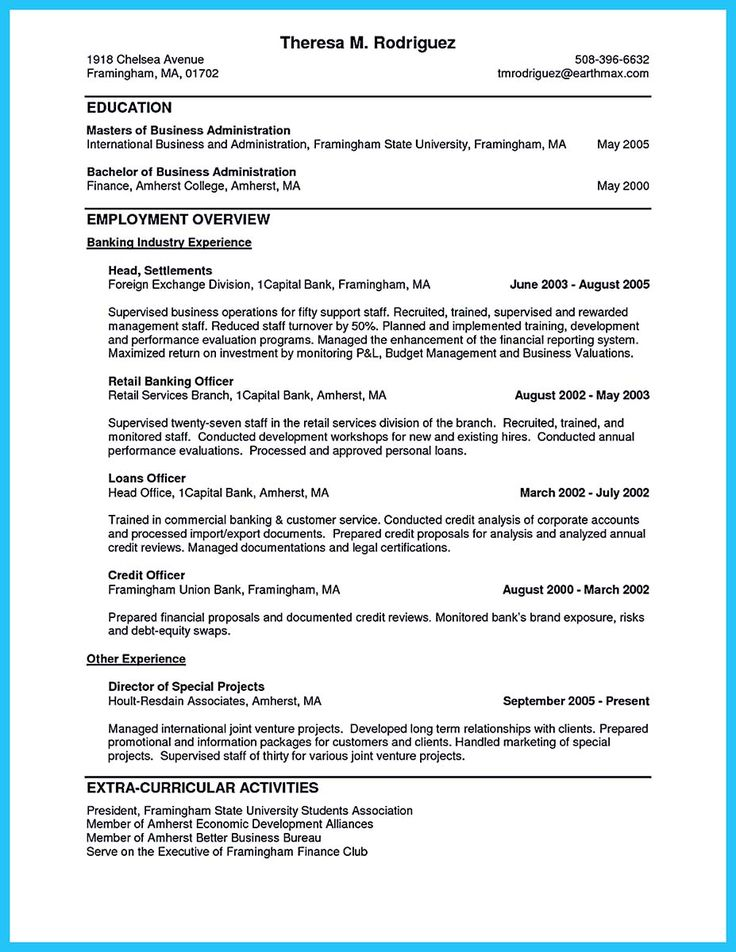 awesome High Impact Database Administrator Resume to Get Noticed Easily,