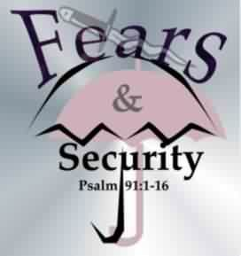 True security comes from trusting in the God Almighty who cares for you. We trust in God's resources and wisdom rather than our own.