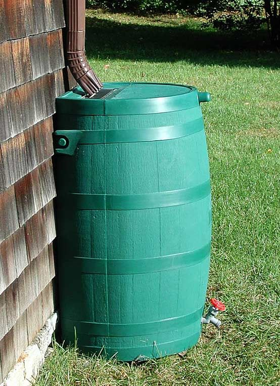17 best images about rain barrels and cisterns on for Build your own rain collection system