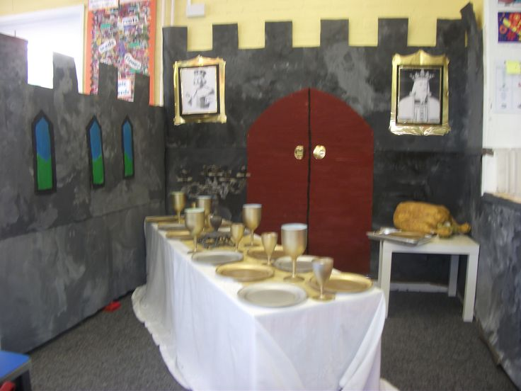 castle room set up for princess type fairytales castle role play area - Google Search