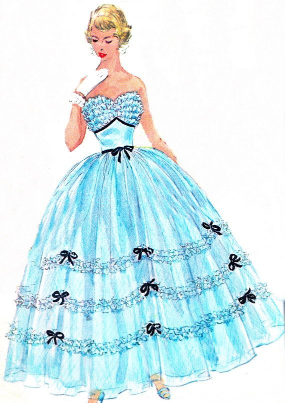 3147 best SewingSchtuff images on Pinterest | Vintage fashion ...