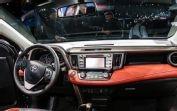 2013 Toyota RAV 4 Cockpit 2