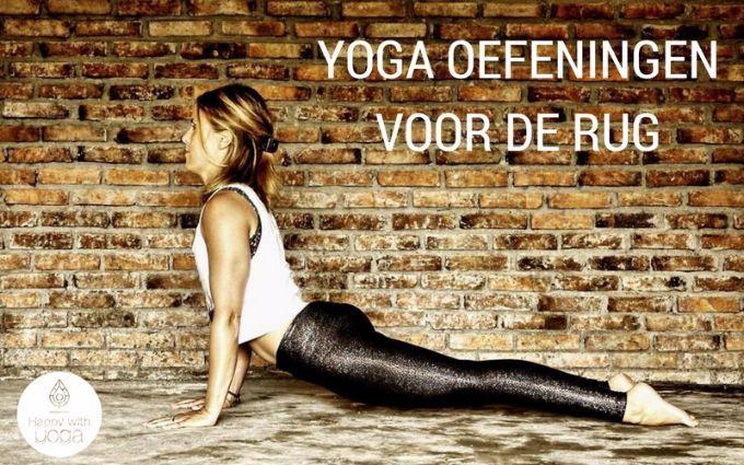 Yoga oefeningen voor de rug kunnen goed helpen bij allerlei vormen van rugklachten. Rugklachten komen steeds vaker voor en het is een probleem waar veel mensen last van hebben. We zitten vaak urenlang achter een bureau en een verkeerde houding kan al snel rugklachten veroorzaken. Ook heeft fysiek zwaar werk vaak gevolgen voor de rug.