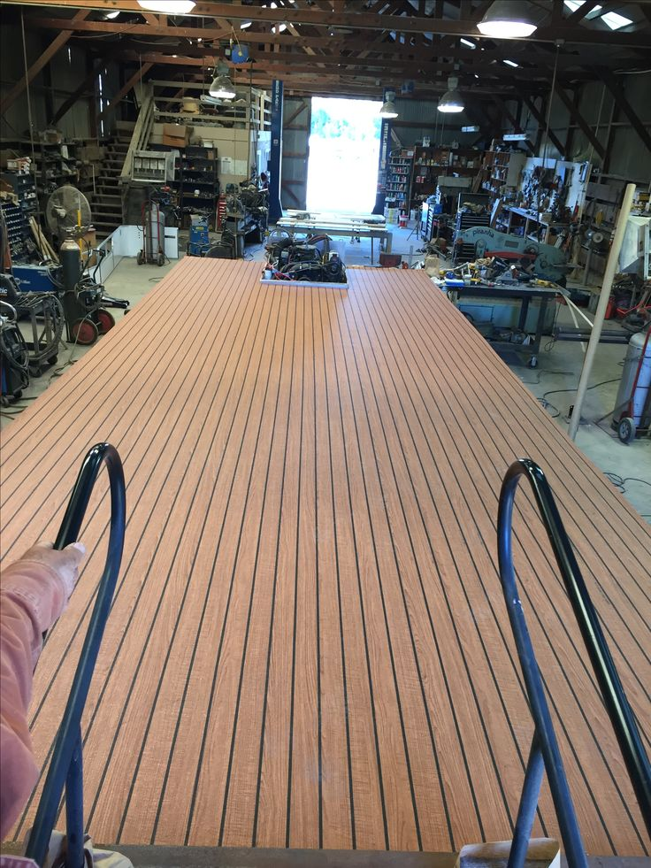 11 Best My Pontoon Restoration Images On Pinterest