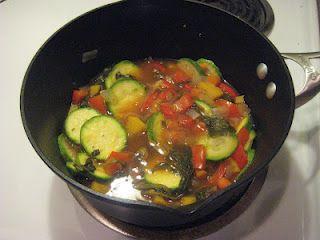 Garden Veggie Soup - O pt WW