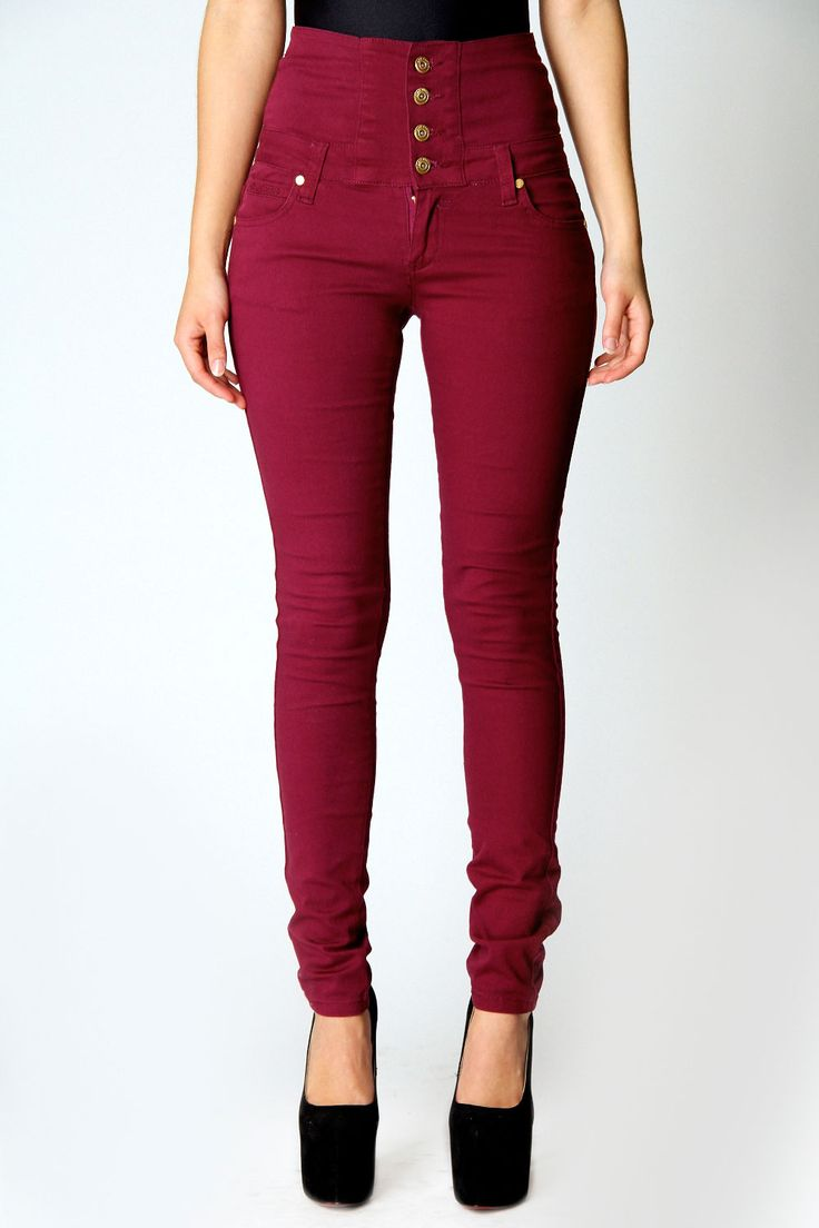 Penny High Waisted Jeans