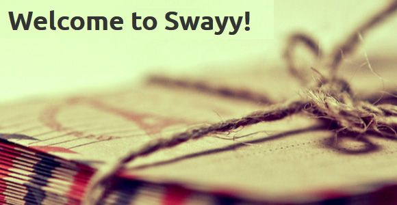 Swayy is a great web-based platform that enables you to discover the most interesting content (like articles, videos and info-graphics etc.)...