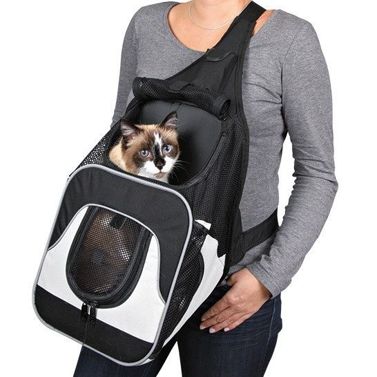 trillebag og ryggsekk for katt - Google Search