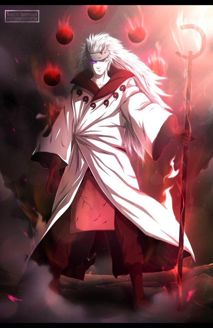 Naruto chapter 663 - Reborn god by Kortrex on DeviantArt