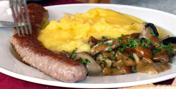 lombardia piatti tipici -luganega