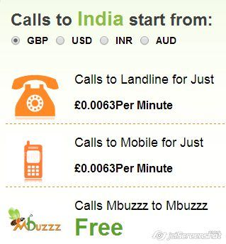 Call to India with Mbuzzz amazing plan, we have amazing rate plan for International calling in India http://www.mbuzzz.co.uk/call-india.html