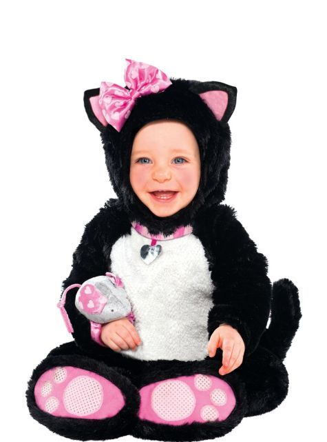 Baby Itty Bitty Kitty Costume Party City Halloween Costumes