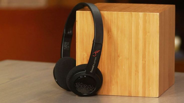 Can a $50 Bluetooth headphone actually sound good? We tried out the Creative Sound Blaster Jam to find out.
