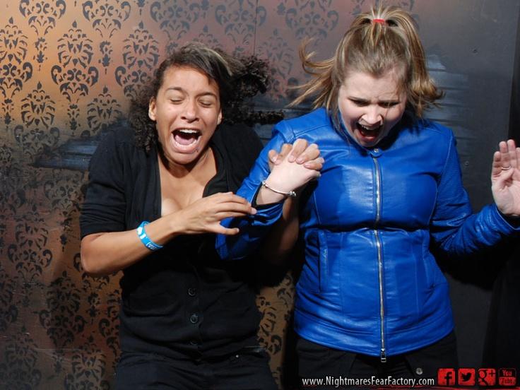 it's THIS scary!!! inside www.NightmaresFearFactory.com