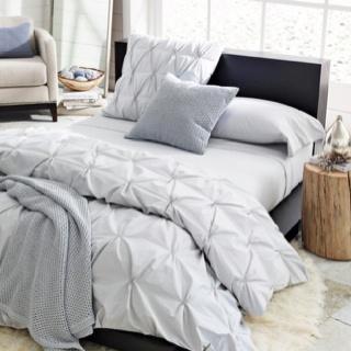 West elm bedding