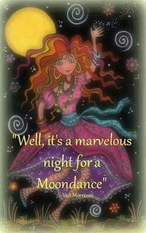 Full moon blessings                                                                                                                                                     More