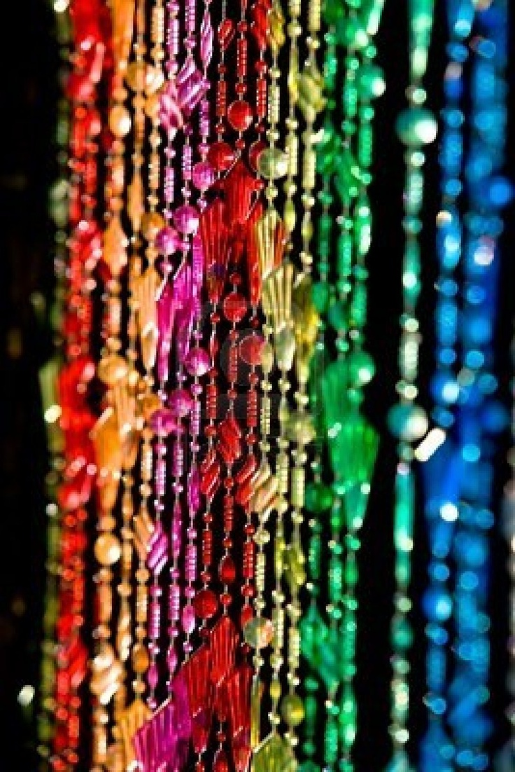 85 Best Beaded Curtains Images On Pinterest Bead