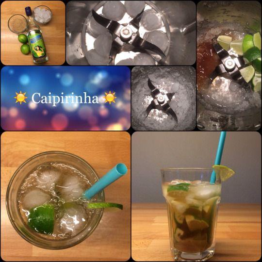 ☀️ Samstagabend-Cocktail: ☀️ *** Caipirinha *** ☀️ … lecker!...