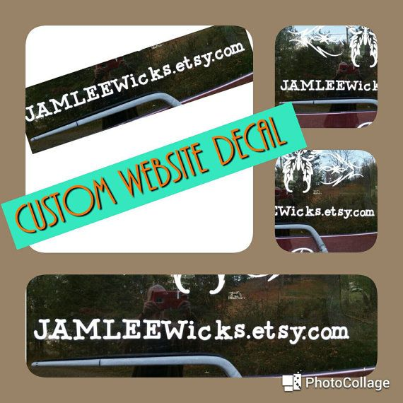 Hey, I found this really awesome Etsy listing at https://www.etsy.com/listing/259781550/car-decal-for-window-white-vinyl