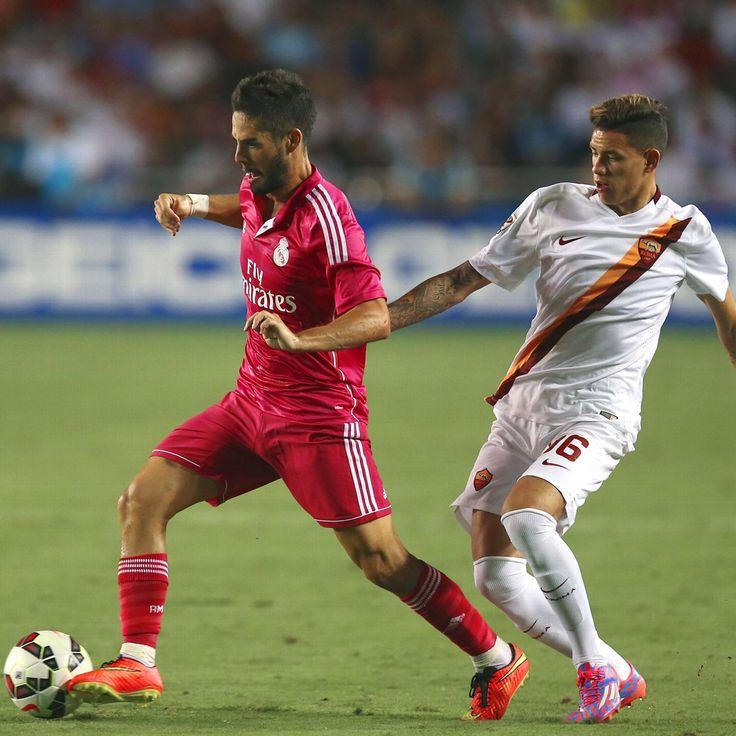 Roma forward Antonio Sanabria in talks with Tottenham - agent