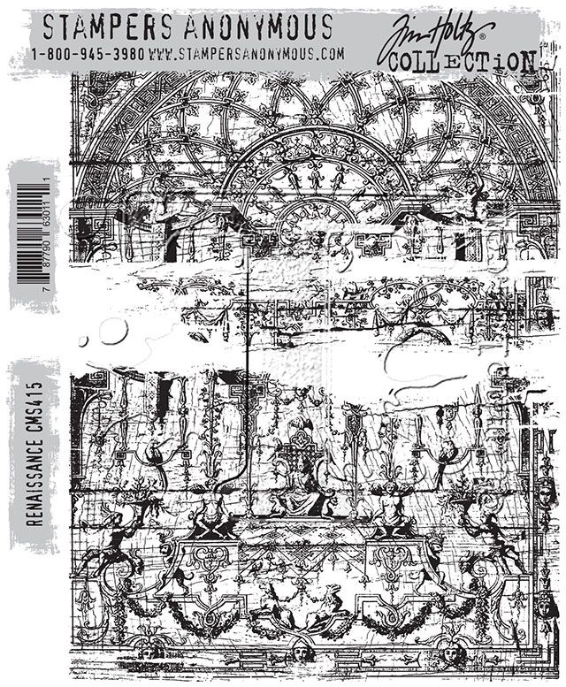 Tim Holtz Stampers Anonymous Halloween 2020 2020 stampers anonymous halloween:   Tim Holtz in 2020   Stampers