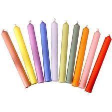 El significado de los colores de las velas - RITUALES DE MAGIA BLANCA Y VIDENTE SIN CARTAS