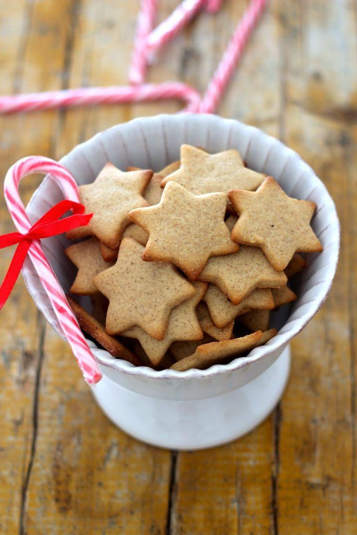 As Minhas Receitas: Estrelas de Baunilha e Canela