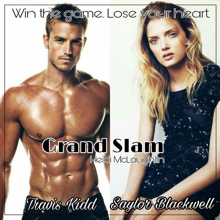 Edit for Grand Slam by Heidi McLaughlin.