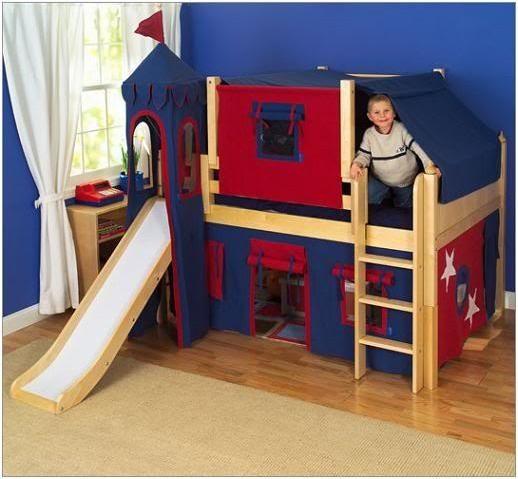 Afbeeldingsresultaat voor jongens slaapkamer met hoogslaper