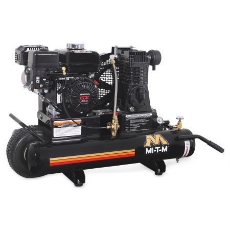8 Gallon Gas Air Compressor
