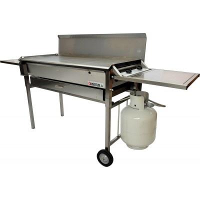 Heatlie HM850SSP Stainless Steel BBQ Package - http://www.appliancesalesdirect.com.au/shop-by/bbq/heatlie-hm850ssp-stainless-steel-bbq-package-153