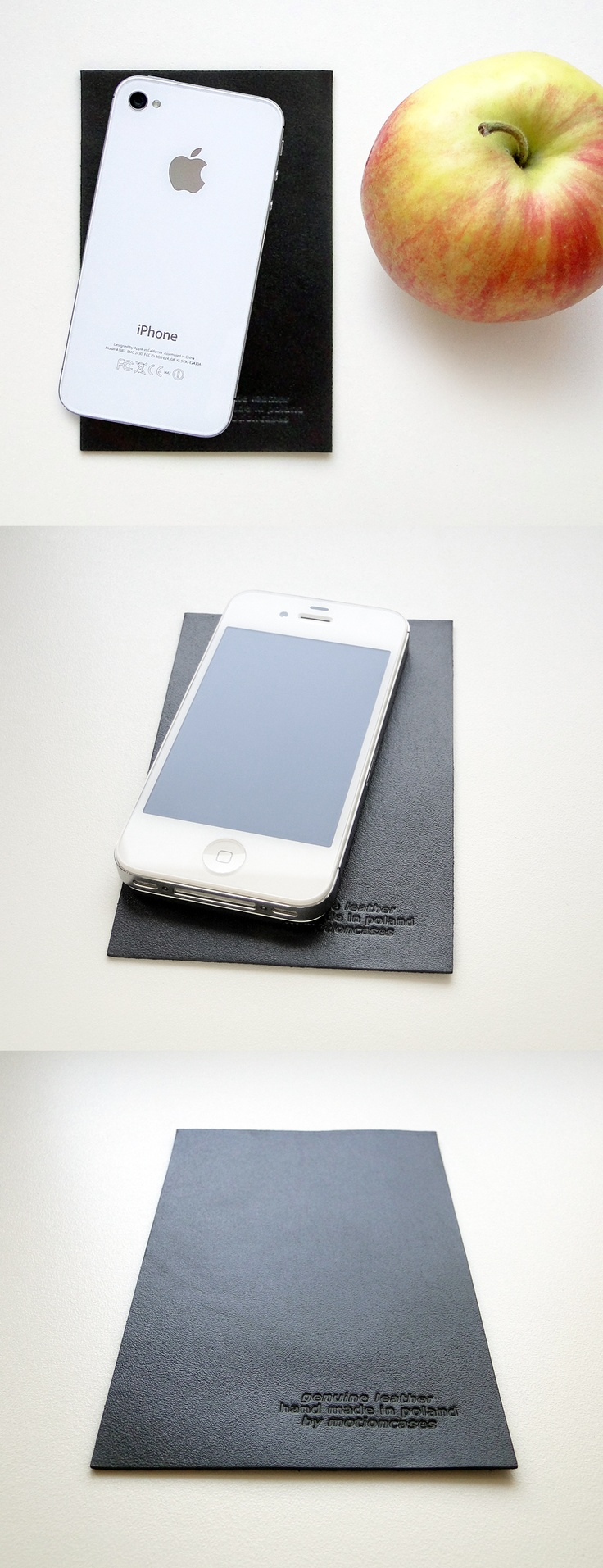 @LeatherPad for @iPhone and other @scratchable devices. By @Motion Cases