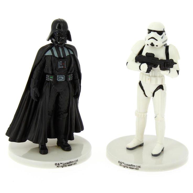 Lot de 2 figurines star wars pour l'anniversaire de votre enfant - Annikids