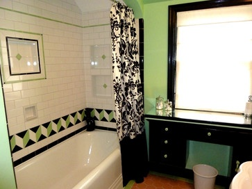 80 best 1930s bathrooms images on pinterest for 1930 style bathroom ideas