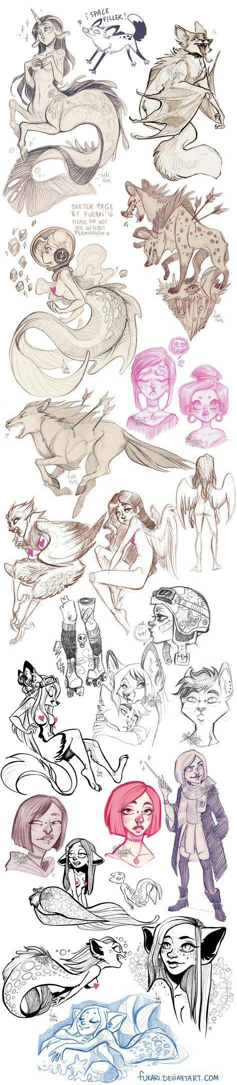 sketch fuki