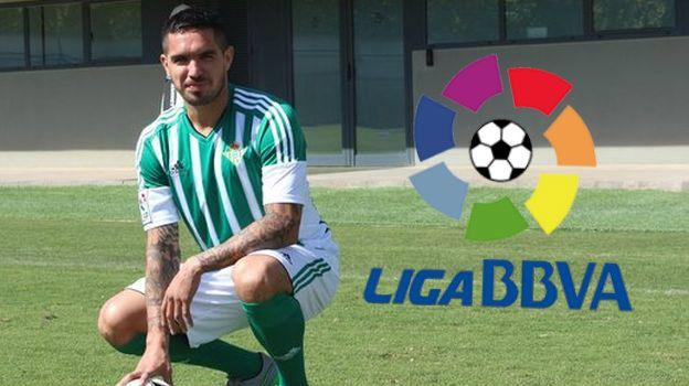 Juan Vargas: ¿cuándo y contra quién debutará con Real Betis en la Liga BBVA?