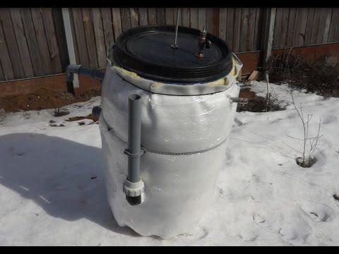 Биогазовая установка своими руками видео порн