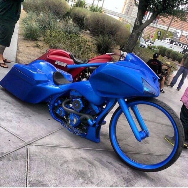 Hot Bike Bagers 9