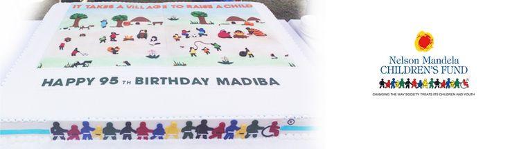 » Nelson Mandela Childrens Fund