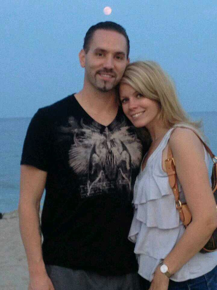 Nick groff wife