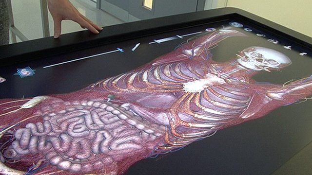 83 best f o r e n s i c s images on pinterest forensic science bbc news virtual patient under the knife on hi tech operating table virtual autopsy fandeluxe Gallery