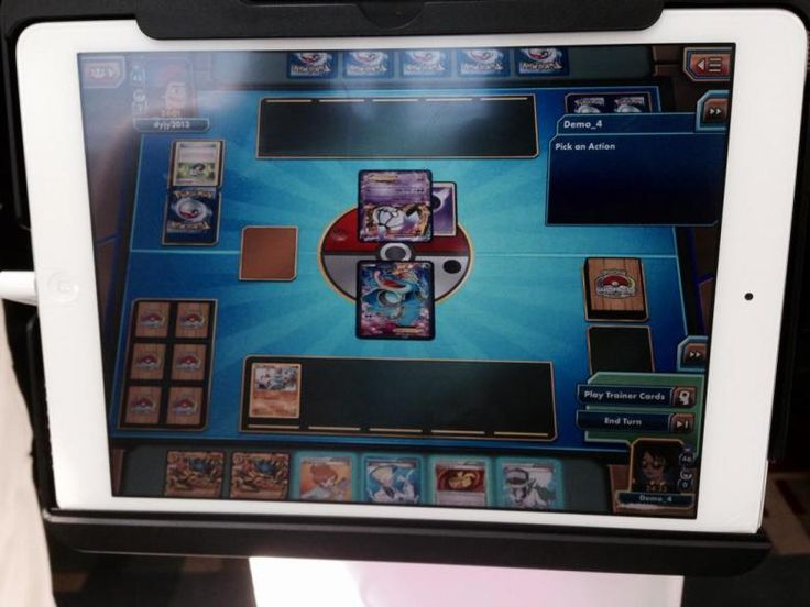Nintendo confirms: Pokémon Trading Card Game Online comes to iPad this year