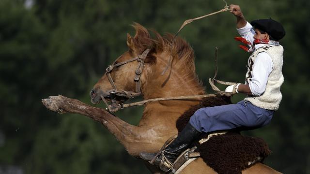 La Stampa - Orgoglio gaucho, in Argentina sfila la tradizione