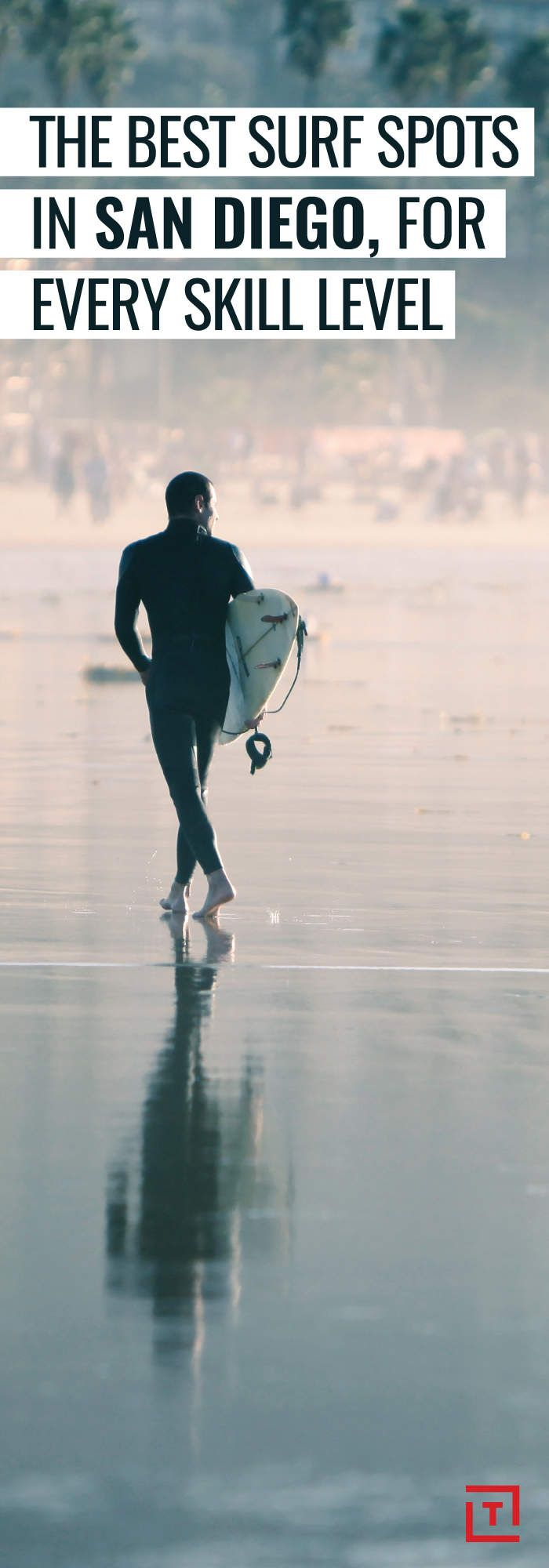 The best surf spots in San Diego, for every skill level