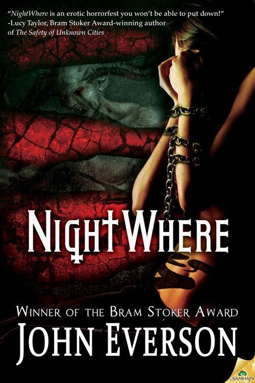 NightWhere (2012) - Paperback